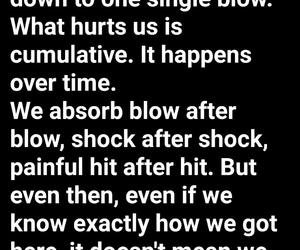 broken, hit, and hurt image
