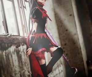 anime girl, beautiful, and cosplay image