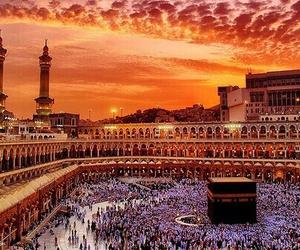 islam, mecca, and muslim image