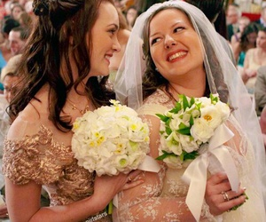 gossip girl, dorota, and blair waldorf image