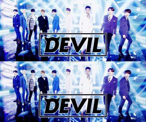 Devil, donghae, and elf image