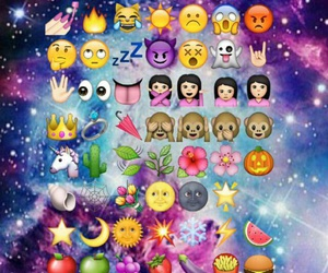 cool, patrones, and emonjis image