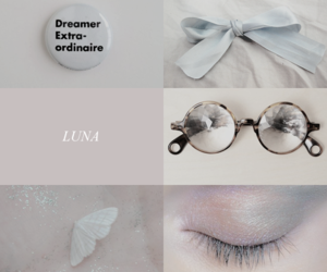 aesthetic, Collage, and ginny image
