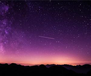stars, nature, and sky image