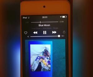 music, troyesivan, and bluemoon image