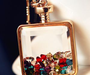charms, jewellery, and gems image