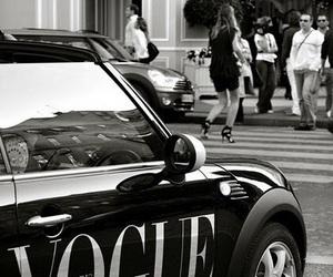 vogue, dior, and car image