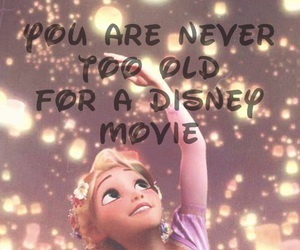 childhood, disney, and dreams image