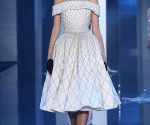 dress, fashion, and ralph & russo image