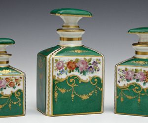 antique, beautiful, and bottles image