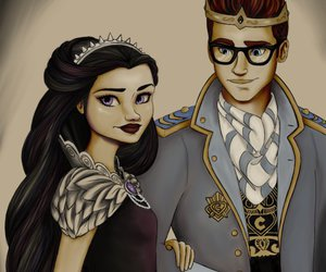 eah, raven queen, and ever after high image