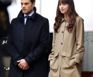 dakota, jamie, and movie image