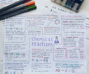 chemistry, school, and study image