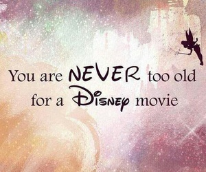 disney, movie, and never image