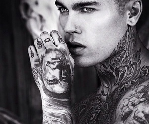 boy, stephen james, and tattoo image