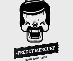 cool, Queen, and mercury image