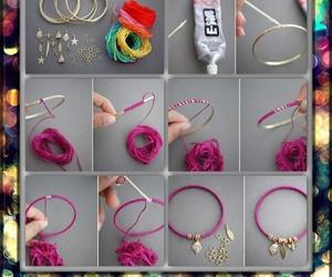 diy, bracelet, and love image