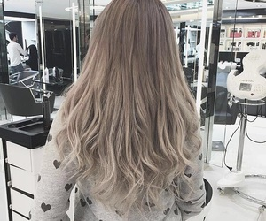 blond, cool, and grunge image
