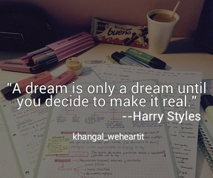 Dream, study, and school image
