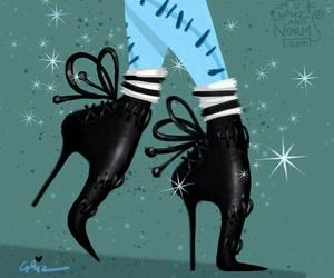 disney, shoes, and the nightmare before christmas image