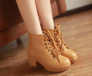 heels, shoes, and ulzzang image