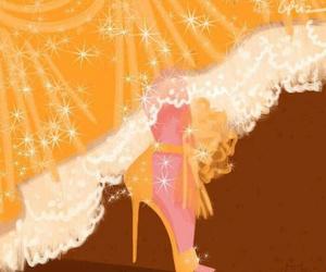 disney, princess, and shoes image