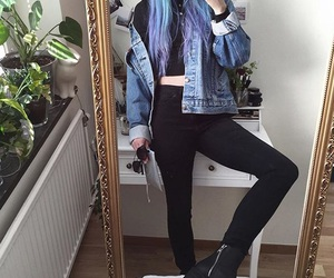 grunge, indie, and aesthetic image