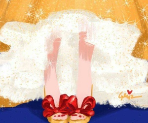 disney, shoes, and snow white image