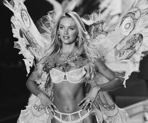 angel, Victoria's Secret, and candice swanepoel image
