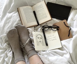 book, indie, and aesthetic image