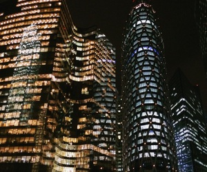 building, city, and la defense image