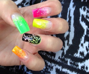 bunt, nails, and muster image
