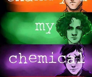 mcr, my chemical romance, and thank you image