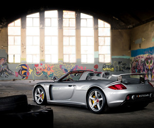 beautiful, photography, and carrera gt image