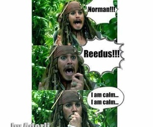fun, norman reedus, and normy image