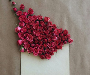 flowers and love image