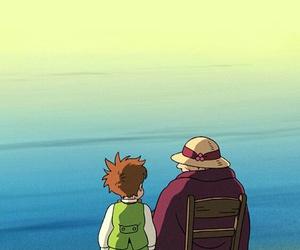 background, Hayao Miyazaki, and studio ghibli image