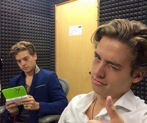 boy, twins, and dylan sprouse image