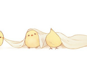anime, Chick, and cute image