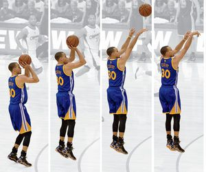 Basketball and stephen curry image