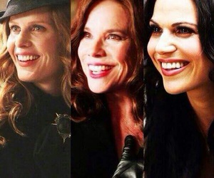 once upon a time, cora, and regina image