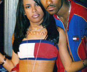 aaliyah, hip hop, and rnb image