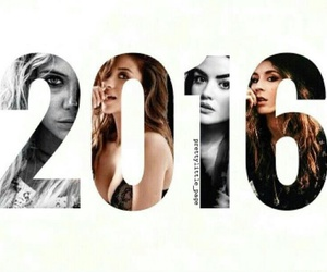pll, 2016, and pretty little liars image