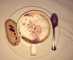 cappuccino and fancy image