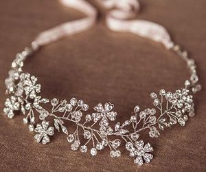 accessories, wedding, and diamond image