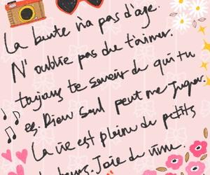 frances, french, and god image