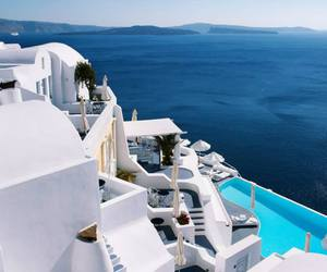 Greece, santorini, and summer image