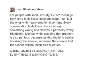 anxiety, depression, and feelings image