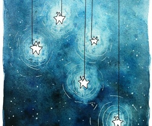 cool, star wallpaper, and sea image