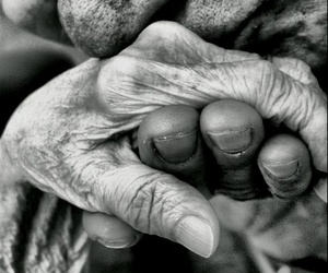 couple, holding, and hands image
